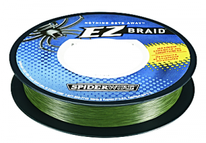 PLECIONKA SPIDERWIRE EZ GREEN 0,12mm/270m