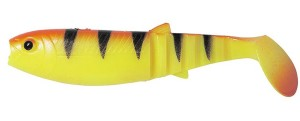 Ripper SG Cannibal Shad 15cm/ golden ambulance