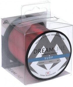 ŻYŁKA DREAM LINE SURF 0,22mm / 6,54kg /3000m