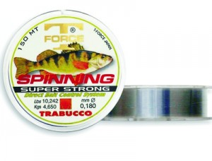 ŻYŁKA TRABUCCO SPINNING PERCH 0,20mm/150m