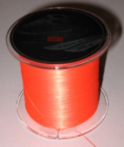 PLECIONKA NIHONTO OCTA BRAID ORANGE 0,45mm/300m